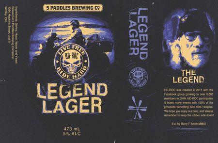 Legend Lager