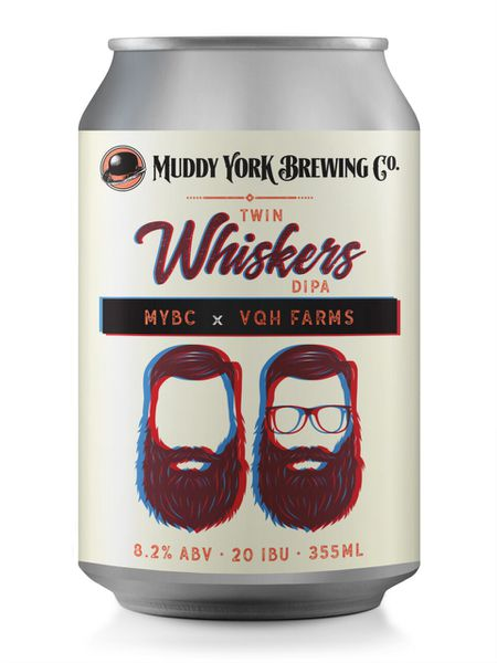 Twin Whiskers DIPA