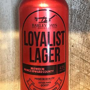 Loyalist Lager