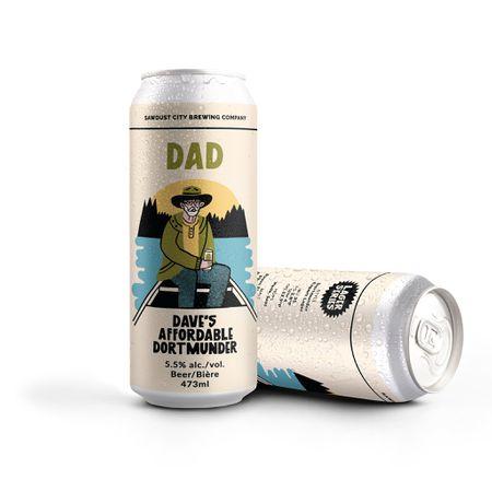 D.A.D. (Dave's Affordable Dortmunder)