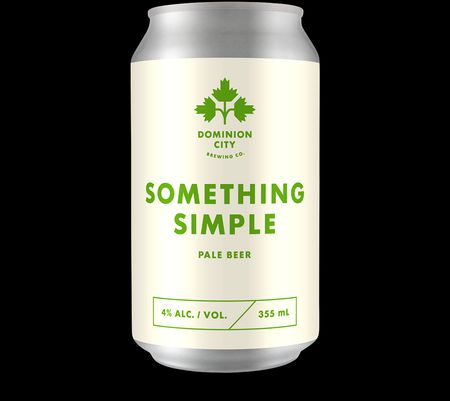 Something Simple Pale Beer