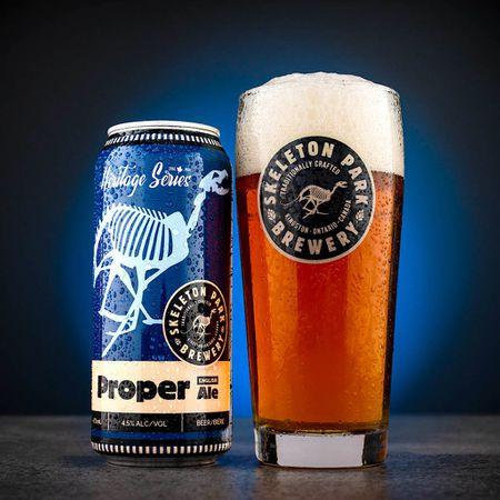Proper English Ale