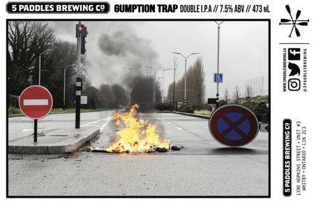 Gumption Trap