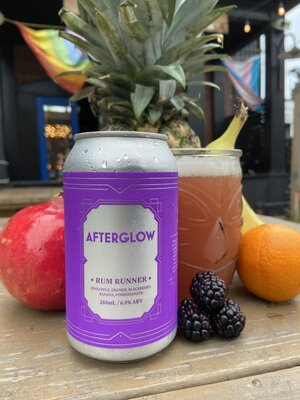 Afterglow - Rum Runner