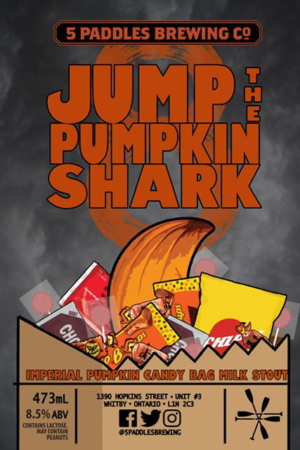 Jump The Pumpkin Shark 8
