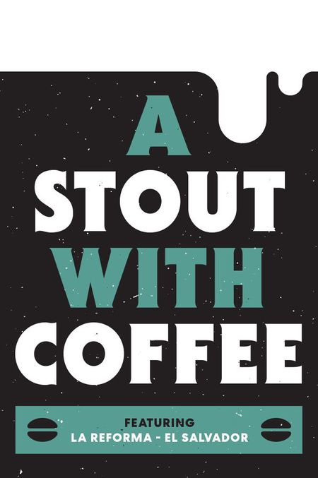 A Stout With Coffee: Stereo La Reforma
