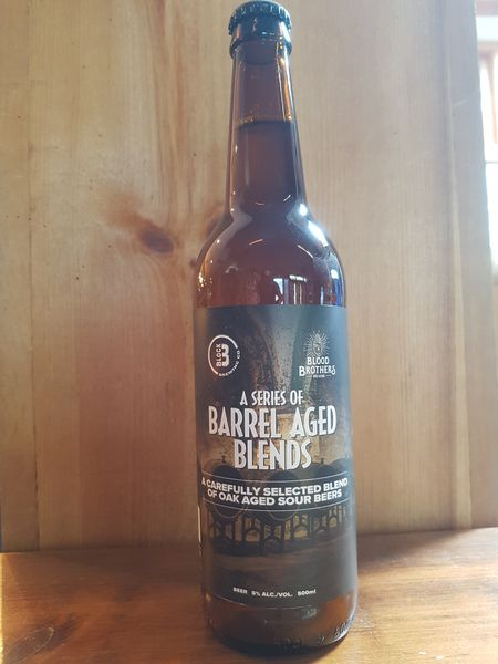 A Series of Barrel Aged Blends