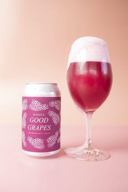 Good Grapes Concord + Niagara