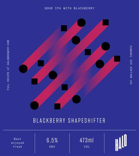 Blackberry Shapeshifter