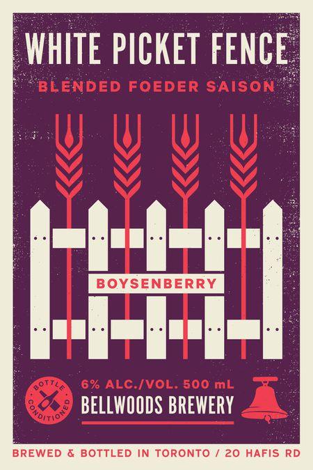 White Picket Fence (Boysenberry)
