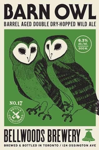 Barn Owl (No.17)
